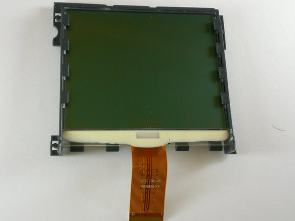 Inter-tel IP 8660 LCD Screen Replacement