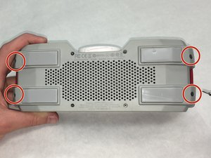 Front Speaker Panel