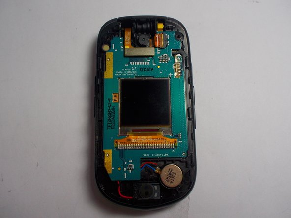 The phone should be exposed like picture 1 once the case was removed.