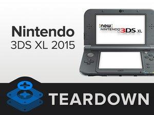 Nintendo 3DS XL 2015 Teardown