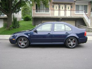 not shifting into overdrive - 1999-2006 Volkswagen Jetta