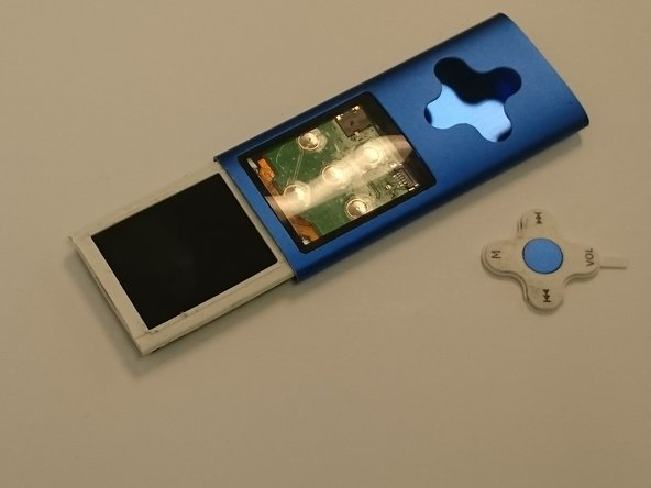This will release the tension on the multiple parts. One of which will be the touch pad.