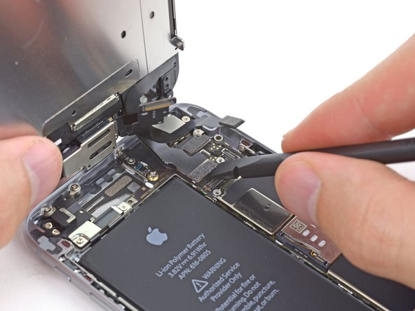Iphone 6 Earpiece Speaker Replacement Ifixit
