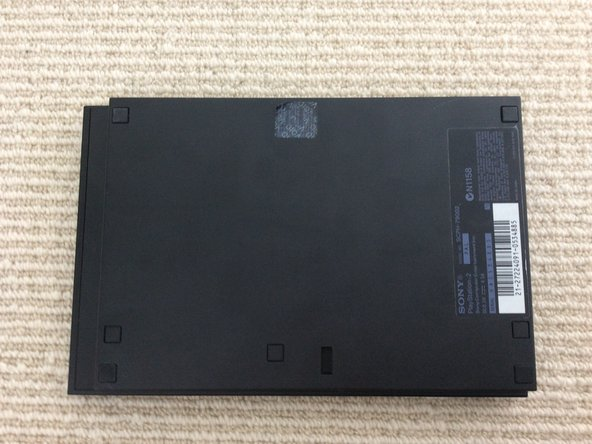 Sony Playstation 2 SCPH-79002 - Front Cover Replacement