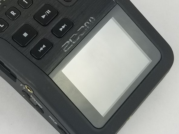 Zoom H6 Handy Recorder Screen Replacement