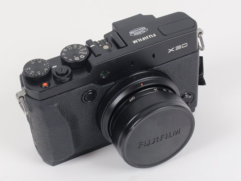 solved why is the lcd screen not working fujifilm x30 ifixit rh ifixit com fujifilm s3 pro manual fujifilm s3 pro manual