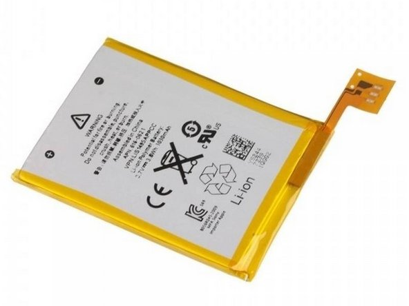 iPod Touch 5th Generation Battery Replacement