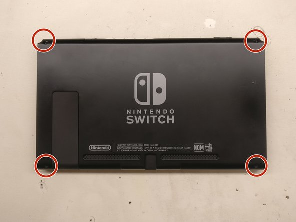 Nintendo Switch Battery Replacement
