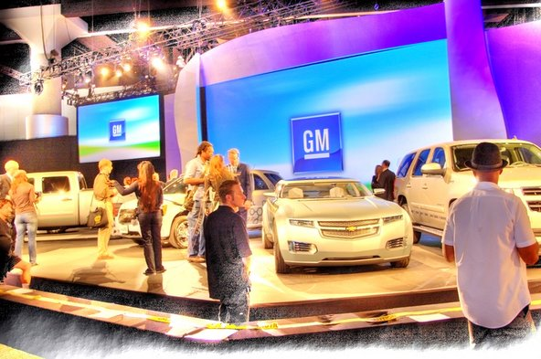 General Motors announced their partnership with HackerOne