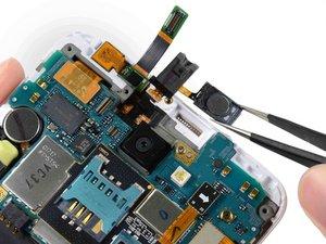 Headphone Jack/Earpiece Speaker Assembly