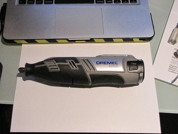 Dremel 8200 Disassembly