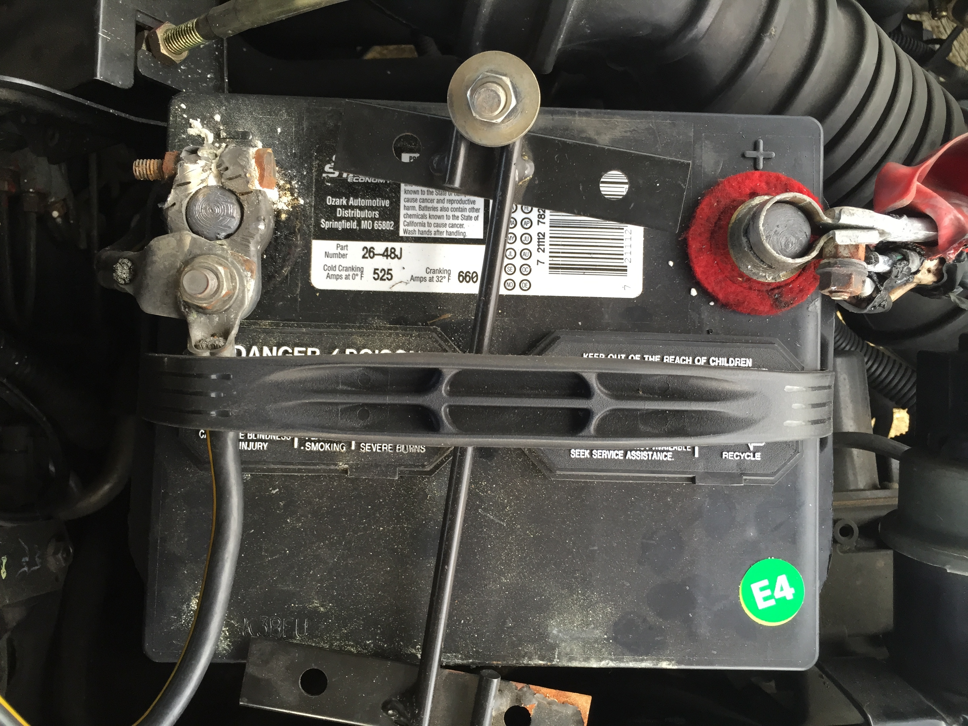 How To Replace A Corroded Car Battery Terminal Ifixit
