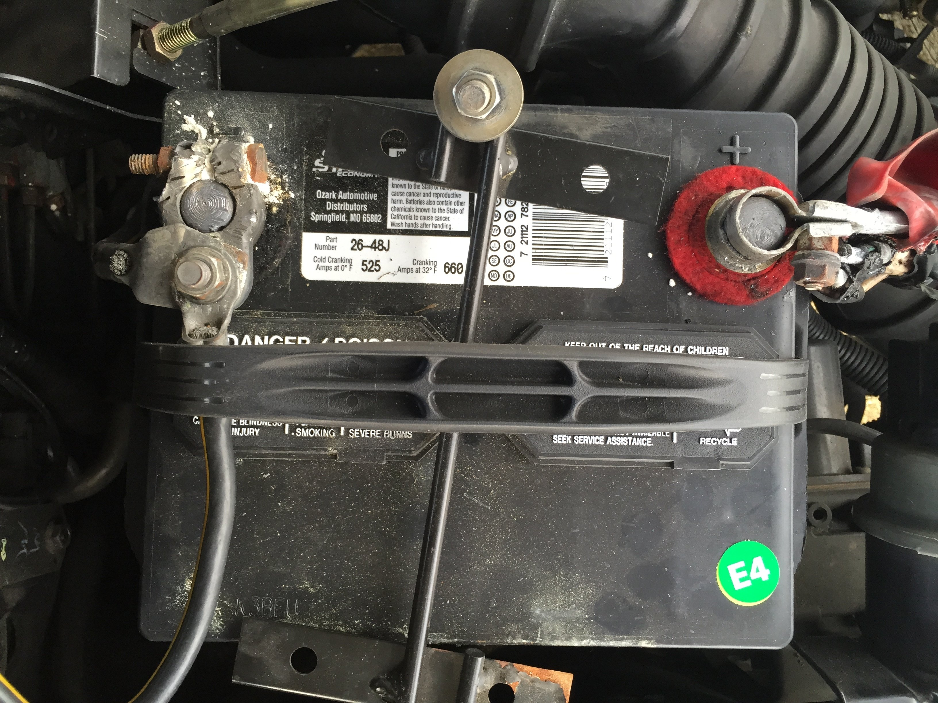 How To Replace A Corroded Car Battery Terminal Ifixit Repair Guide