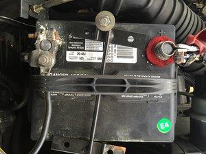 Car Battery Terminal