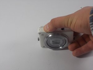 Canon PowerShot N Teardown