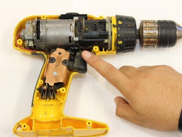 DeWalt DW997 Forward/Reverse Switch  Replacement