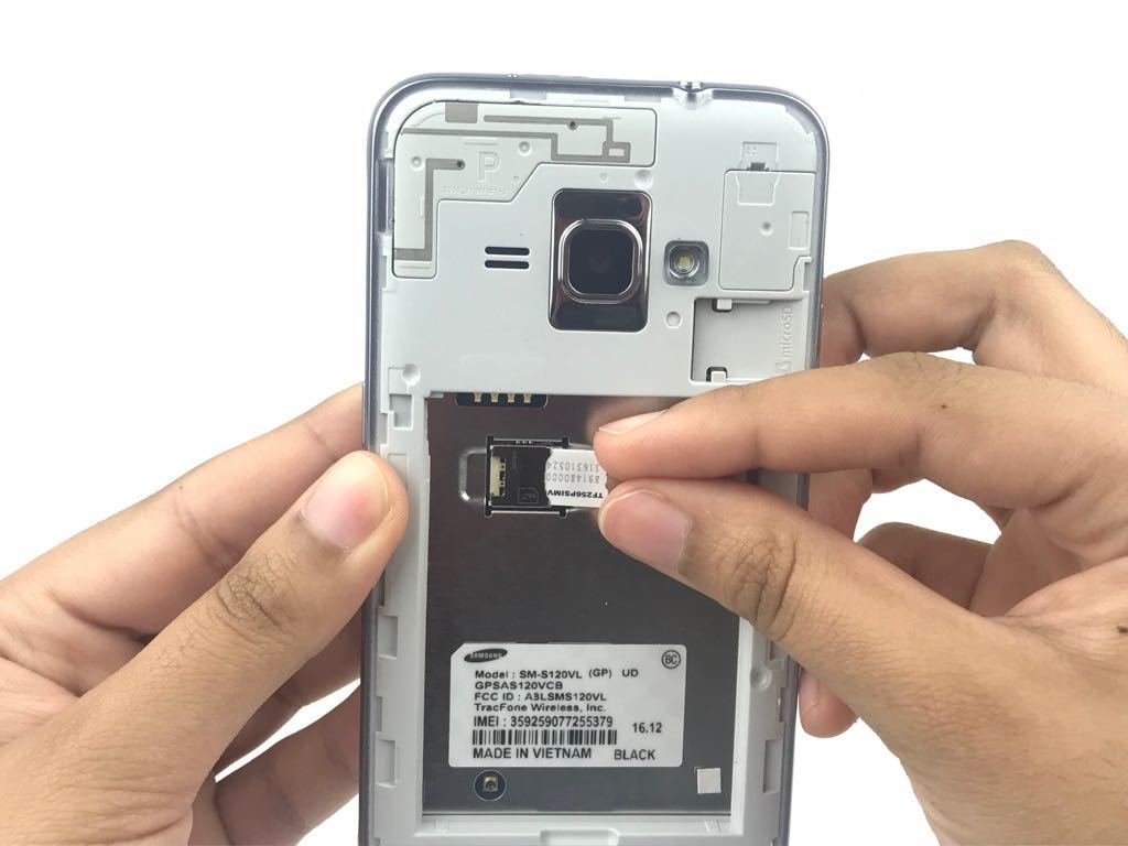 How To Remove Sim Card From Galaxy J3 Luna Pro - ▷ ▷ PowerMall