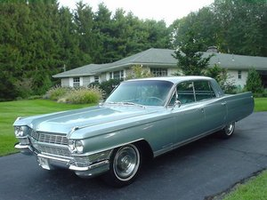 Cadillac Fleetwood Repair