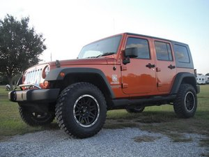 2007-2012 Jeep Wrangler Repair