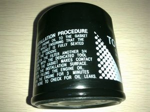 Oil Filter Engine Toyota Camry 2002-2006 Main Image
