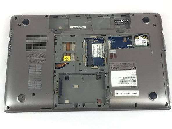 Toshiba Satellite P855-S5102 Hard Drive Replacement