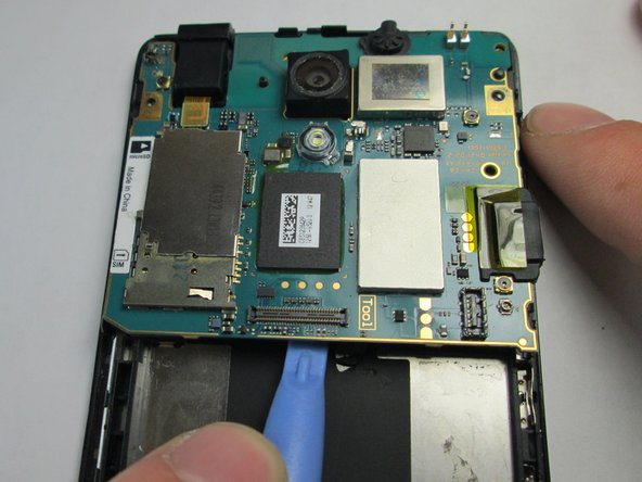 Sony Xperia TL Motherboard Replacement
