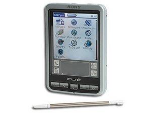 Sony Clie PEG-SJ22