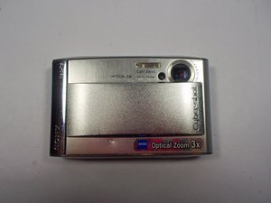 Sony Cyber-shot DSC-T5 Repair
