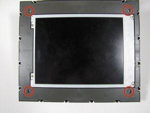 Internal Plastic Screen Frame