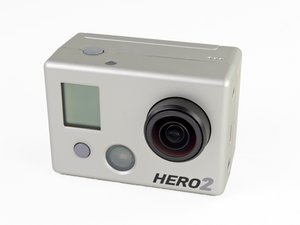 GoPro HD Hero2 Repair