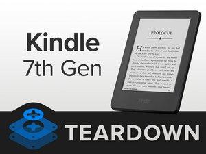 Kindle 7th Generation Teardown