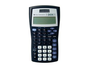 Texas Instruments TI-30X IIS Repair