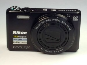 Nikon Coolpix S7000 Repair