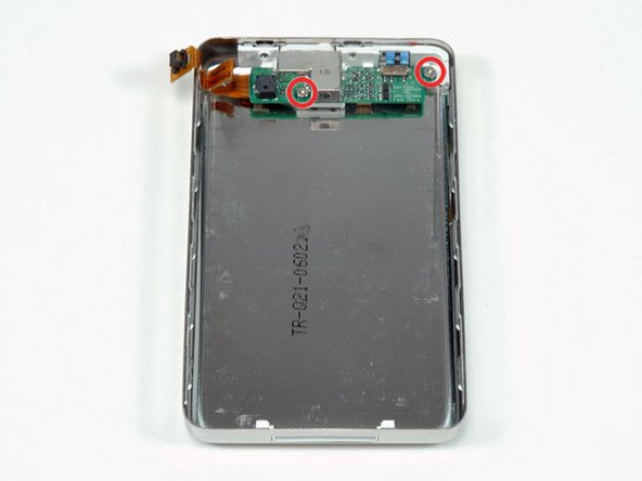 iPod 4th Generation or Photo Headphone Jack Replacement