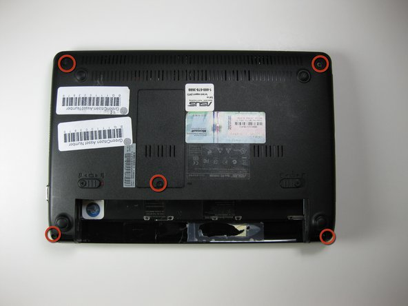 Asus Eee PC 1005HA Bluetooth Module Replacement