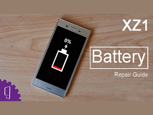 Sony Xperia XZ1 Battery Replacement