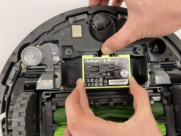 iRobot Roomba i7 Battery Replacement