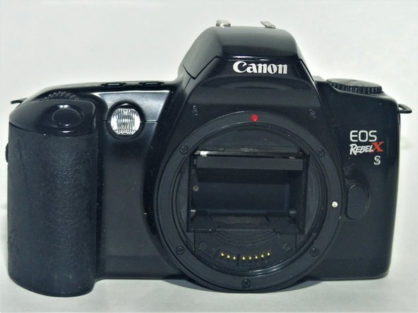 Canon EOS Rebel XS 35mm Film  Replacement