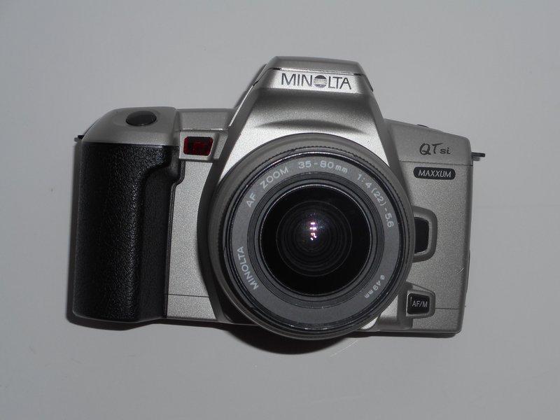 Minolta Camera Repair - iFixit