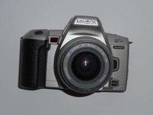 Minolta QTsi Maxxum Repair