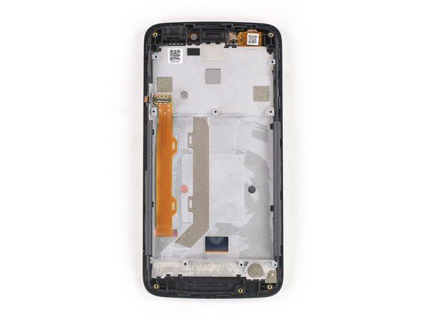 Moto C Plus Screen Assembly Replacement