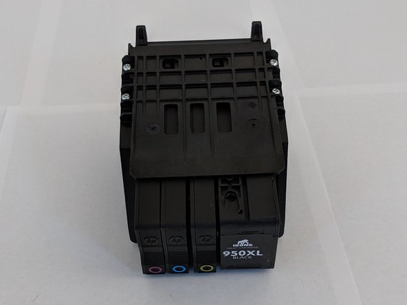 HP Officejet Pro 8625 Printhead Replacement