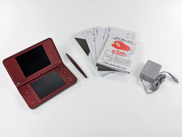 Image 1/1: Nintendo DSi XL