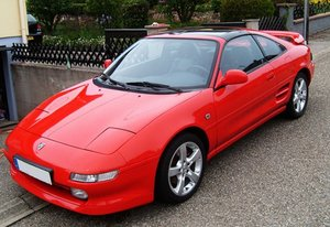 Toyota MR2 MK2 Repair