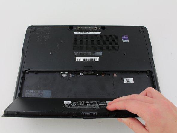 Dell Latitude E7440 Battery Replacement