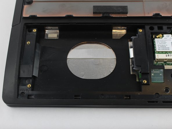 Remove the hard-drive. It will be connected to the integrated sata-port in the device.