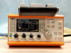 Dräger Oxylog 3000 Repair