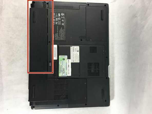 Acer Aspire 3003WLCi Battery Replacement