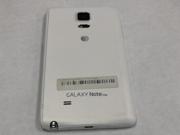 Samsung Galaxy Note Edge Front Camera Replacement
