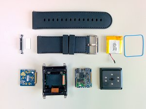 Basis B1 Fitness Tracker Teardown